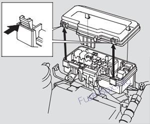 acura mdx yd1 2001 2006. Black Bedroom Furniture Sets. Home Design Ideas