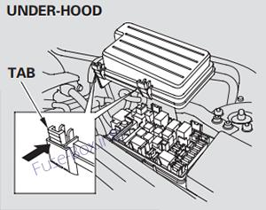 Acura Tsx Cl on Acura Tsx 2004 Fuse Box Diagram