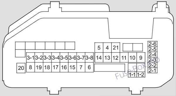 acura tsx fuse box diagram 2005 acura tsx fuse box diagram acura tsx (cu2; 2009-2014)