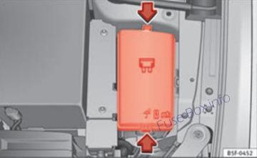 Fuse Box Diagram SEAT Leon (Mk3/5F; 2013-2019...) | 2014 Seat Leon Fuse Diagram |  | Fuse-Box.info