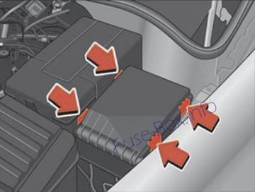 Fuse Box Diagram Seat Toledo Mk3 5p 2004 2009