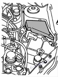 subaru forester sj 2013 2018 fuse box diagram 2003 Ford Super Duty Wiring Diagram fuse box in the engine partment