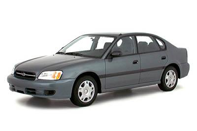 Fuse Box Diagram Subaru Legacy 1999 2004