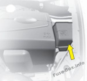 Fuse Box Diagram Citroën C2 (2003-2009) | Citroen C2 Fuse Box Removal |  | Fuse-Box.info