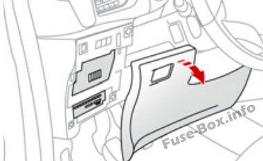 citroen c3 2012 fuse box diagram