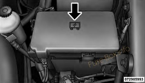 Fuse Box Diagram > Dodge/Ram Pickup 1500/2500/3500 2009-2018