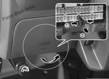 kia bongo fuse box diagram kia amanti fuse box diagram