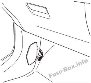 Fuse Box    Diagram         Mazda       CX      3     20152019