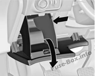 vauxhall astra sport hatch fuse box opel/vauxhall astra j (2009-2018) astra g convertible fuse box