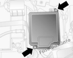 Opel vauxhall combo d  u c fuse box diagram