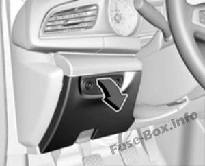 Fuse Box Diagram > Opel/Vauxhall Insignia B (2018-2019   )