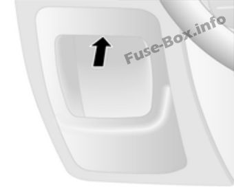 opel vauxhall movano b (2010 2018) \u003c fuse box diagram vauxhall movano fuse box location located behind the trim panel on the left hand side of the instrument panel pull upper part of trim panel to remove