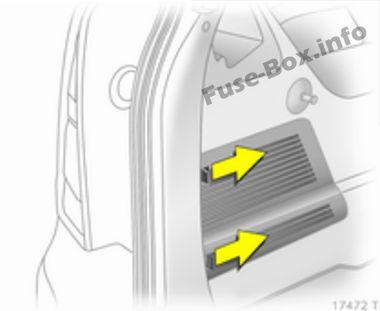 Fuse Box Diagram Opel/Vauxhall Zafira B (2006-2014)Fuse-Box.info
