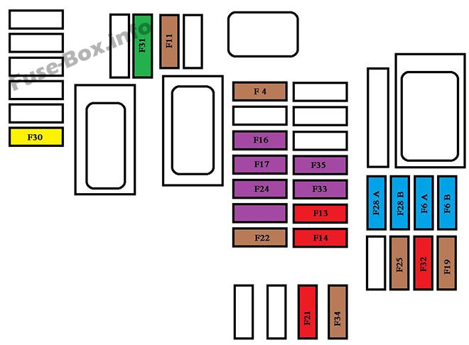 Fuse Box Diagram  U0026gt  Peugeot 308  T9  2014