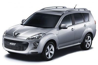 Fuse Box Diagram > Peugeot 4007 (2007-2012)
