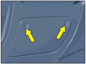 dashboard fuse box