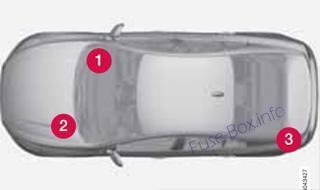 fuse box diagram > volvo s60 2011 2014 fuse box location