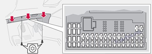 Volvo Xc on Volvo Xc90 Fuse Diagram