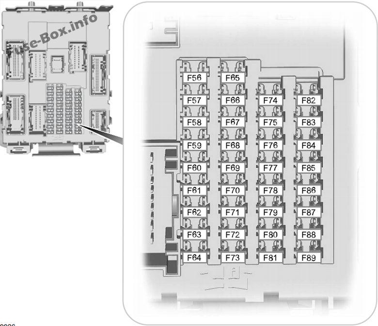 Fuse Box Diagram  U0026gt  Ford C  Energi  2012