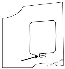 Fuse Box Diagram Ford Escape 2005 2007