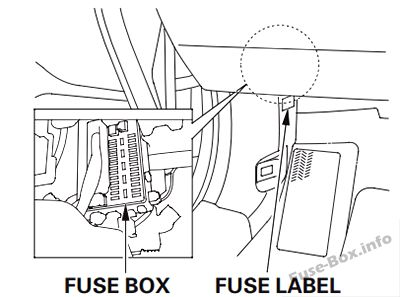 2014 Honda Cr V Fuse Box Diagram as well Santa With Belt also Wiring And Connectors Locations Of Honda Accord Air Conditioning System 94 07 besides Wiring Diagrams For 05 Avalanche also Mercedes Benz Viano V220 D Botswana9824. on 2010 honda fit wiring diagram