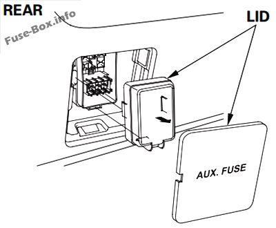 2012 honda pilot aux fuse box location - wiring diagram schematic  glow-visit - glow-visit.aliceviola.it  aliceviola.it