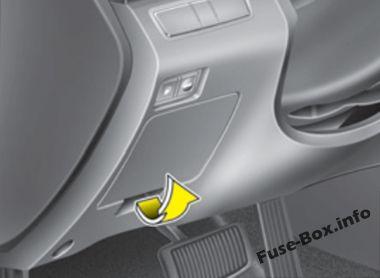 Fabulous Hyundai Azera Hg 2011 2017 Fuse Box Diagram Wiring Cloud Hisonuggs Outletorg