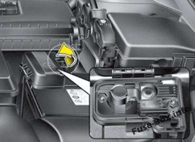 Fuse    Box Diagrams      Hyundai       Azera     HG  20112017