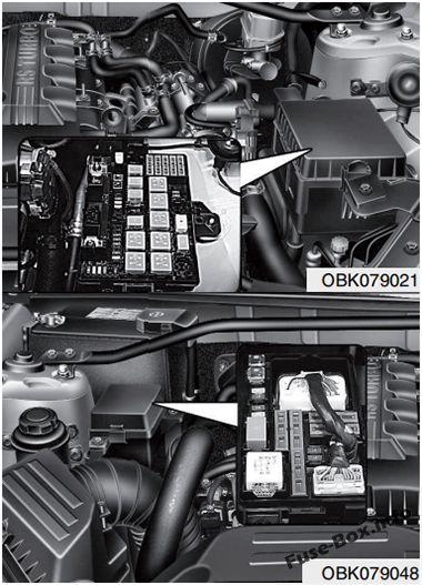 Fuse Box Diagram  U0026gt  Hyundai Genesis Coupe  2009