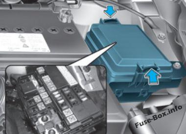 fuse box diagram hyundai i20 gb 2015 2018. Black Bedroom Furniture Sets. Home Design Ideas