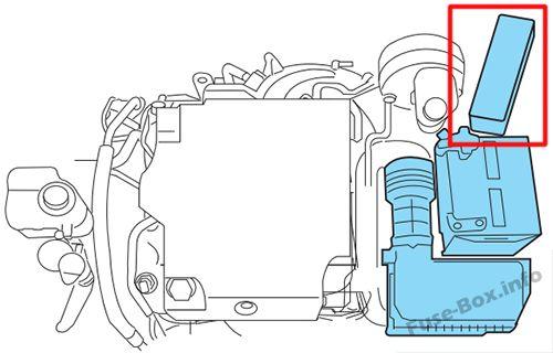 Fuse Box Diagram  U0026gt  Lincoln Mks  2009