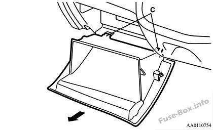 Fuse       Box       Diagram         Mitsubishi       Outlander    PHEV  20142019