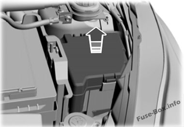 Ford fiesta  u c fuse box diagram