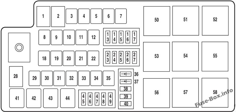 2012 Ford Fusion Interior Fuse Box Msd 6010 Wiring Diagram For Wiring Diagram Schematics