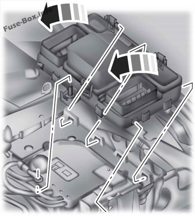 Fuse Box Diagram Ford Fusion 2017 2020