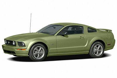 Fuse Box Diagram Ford Mustang 2005 2009