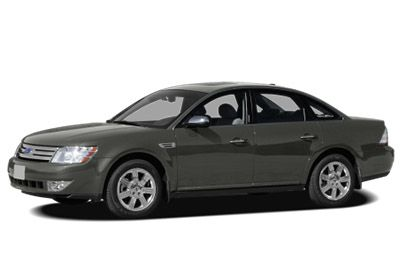 Fuse Box Diagram > Ford Taurus (2008-2009)