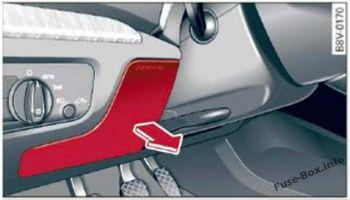 Audi A3 / S3 (8V; 2013-2018) < Fuse Box diagram Where Is Fuse Box Audi A on audi a3 thermostat housing, audi q7 fuse diagram, audi a4 b7 fuse box, audi a3 oil cooler, audi a3 speedometer, 2001 audi tt fuse box, audi a3 windshield, audi a3 starter, audi a3 obd location, audi a3 frame, audi rs6 fuse box, audi r8 fuse box, audi a3 exhaust manifold, audi a3 gas cap, audi a3 horn, audi a3 antenna, audi b5 fuse box, audi a3 gas tank, audi a3 glove box, audi a3 rear hatch,