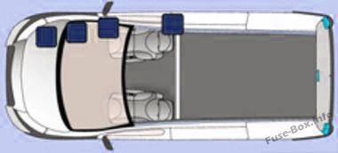 [ZSVE_7041]  Fuse Box Diagram Fiat Scudo (2007-2016) | Fuse Box Fiat Scudo Van |  | Fuse-Box.info
