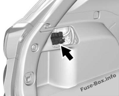 Fuse Box Diagram Gt Gmc Terrain 2018 2019