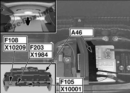 Fuse Box Diagram BMW 1-series (E81/E82/E87/E88; 2004–2013)Fuse-Box.info
