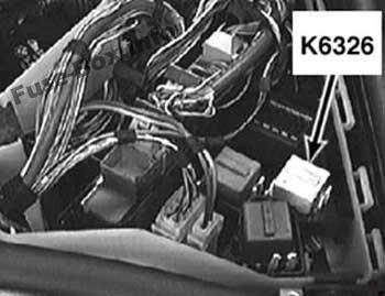 Fuse Box Diagram > BMW 3-Series (E46