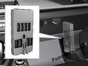 Fuse Box Diagram Bmw 3 Series F30 F31 F34 2012 2018
