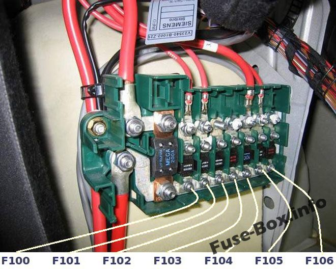 [WLLP_2054]   Fuse Box Diagram BMW 5-Series (E39; 1996-2003) | 2000 Bmw 528i Fuse Box Power Amp |  | Fuse-Box.info