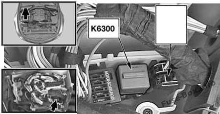Fuse Box Diagram Bmw 5 Series E60 E61 2003 2010