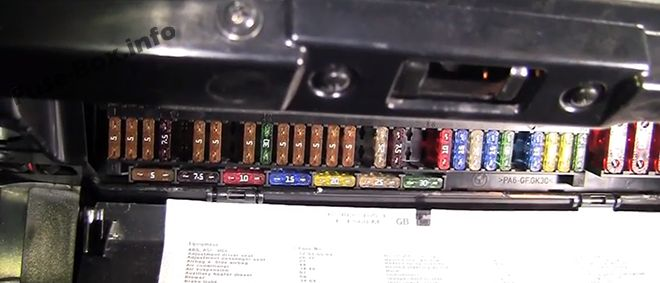 2003 bmw x5 fuse box wiring diagrambmw x5 (e53; 2000 2006) \\u003c fuse box diagramthe location of the