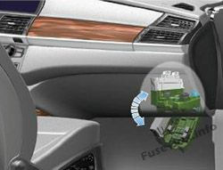 Fuse Box Diagram > BMW X5 (E70; 2007-2013) X E Fuse Box Location on