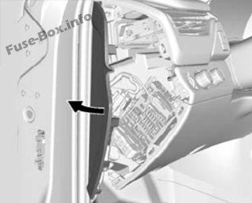 Fuse Box Diagram > GMC Yukon (2015-2019..) Fuse Box Yukon Xl on