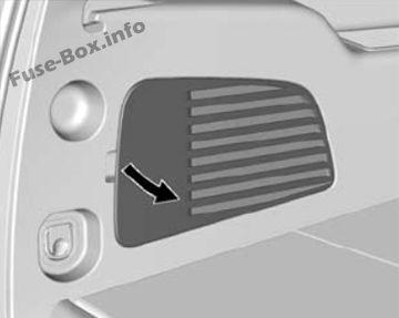 Fuse Box Diagram > GMC Yukon (2015-2019  )
