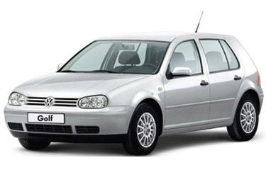 Fuse Box Diagram Volkswagen Golf IV / Bora (mk4;1997-2004)